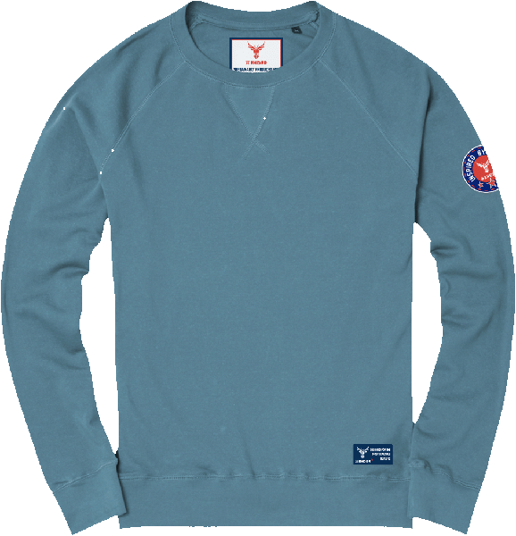 14ENDER Sweater blue
