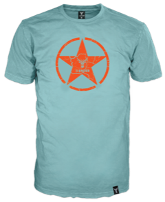 Star light blue small